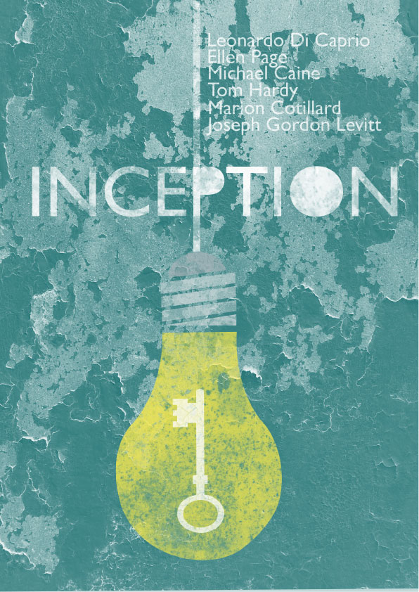 Inception Alternative Poster by IamPhilipJoyce