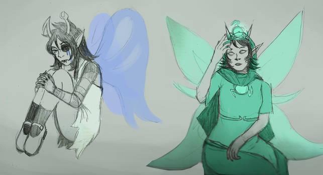 fairy-like