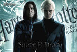 HBP Wallpaper Snape and Draco