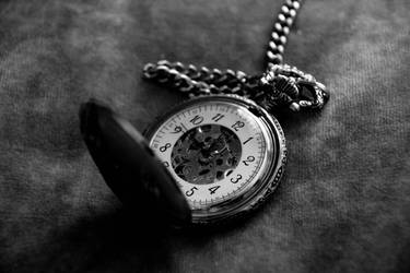 Time IV by jmpotter