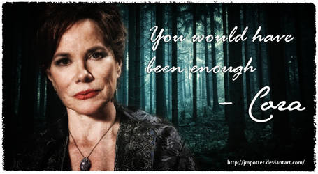 Cora's Words by jmpotter