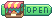 Pixel Status Tag: Shop Open by tessary
