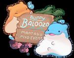 Buppy Balooza Mantabu MYO event