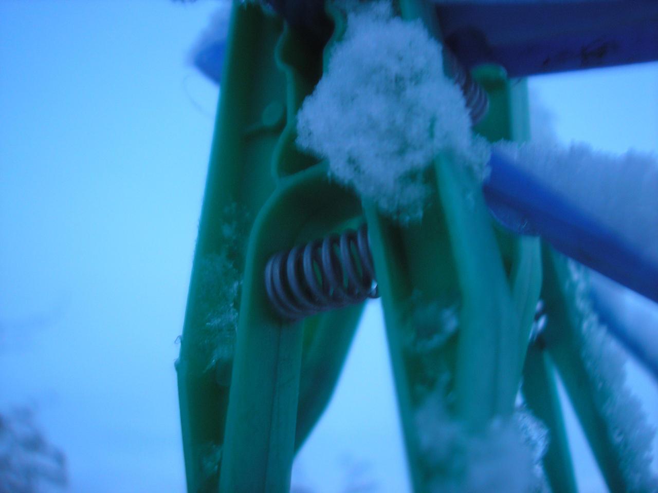 Snow Pegs 4 by StivStock