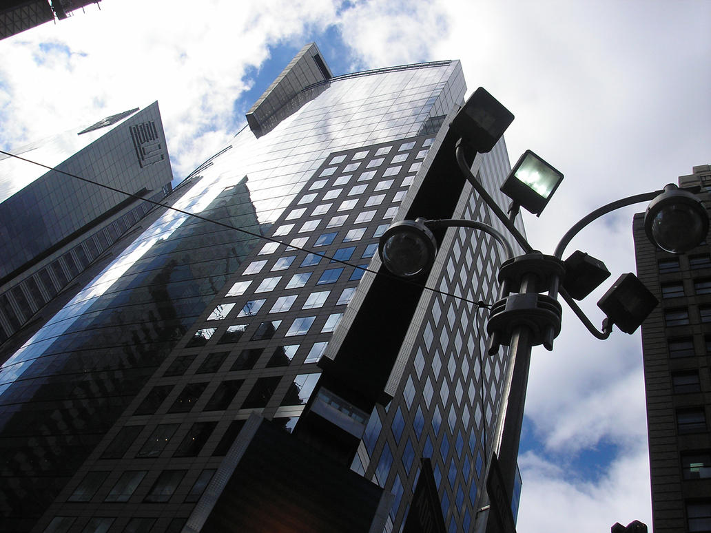 Random NY Buildings by StivStock