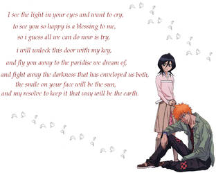 ichiruki my side is... by kyanagysgrl