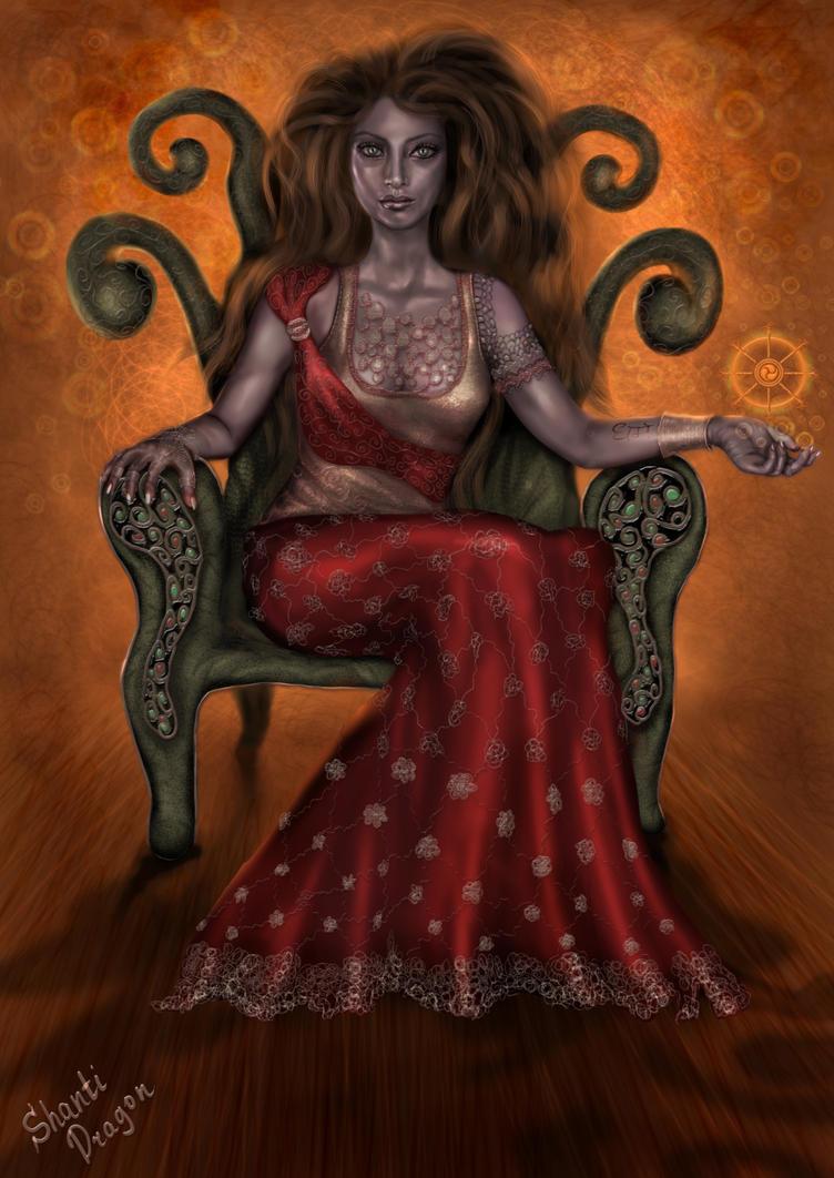 Meditation  'Dharma' by Shanti-Dragon
