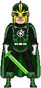 Emerald Knight by lurch-jr