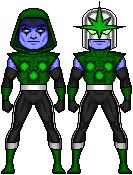 Green Nova (Ra Lan) by lurch-jr