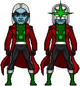 Green Nova (Jack Z. Rel) by lurch-jr