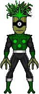 Green Nova (Medyfrey Shanyll) by lurch-jr