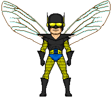 Wasp Man by lurch-jr