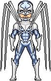 Silver Hawk (Ultimate 52) by lurch-jr