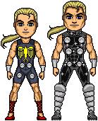 Thunder Boy by lurch-jr