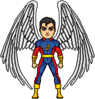 Captain Angel by lurch-jr