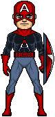 All-American's Captain America
