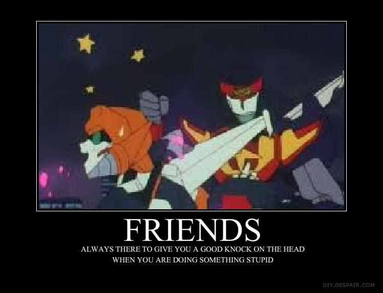 Friends by Godofdeath13