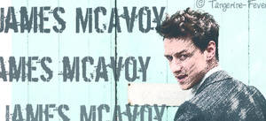 James McAvoy banner by tangerine-fever