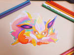 Flareon Colorful