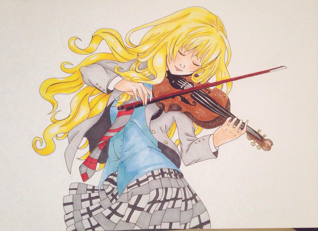 Kaori by NausicaaGhibli