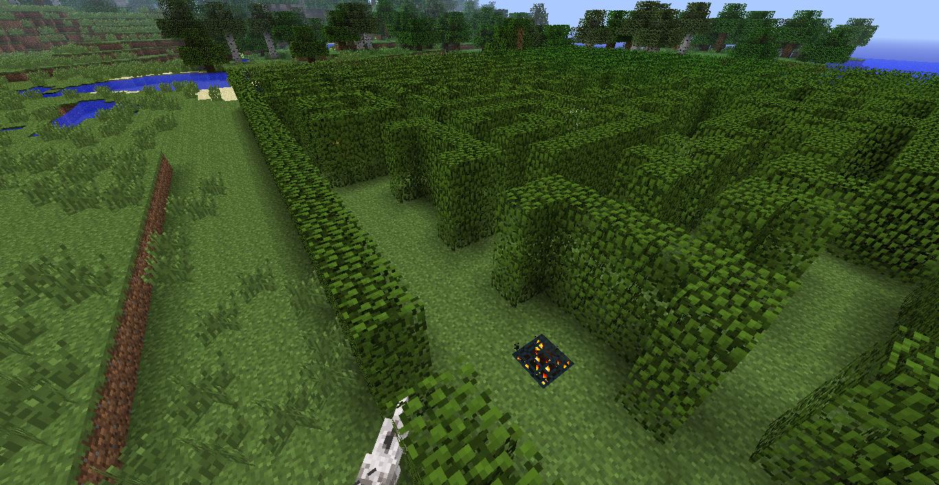 [SSP] | [1.4.7] | Minecraft Dynamic Mazes Mod - Laberintos, trampas, enemigos, tesoros! Dynamic_mazes_2_by_wh_reaper-d4qimyx