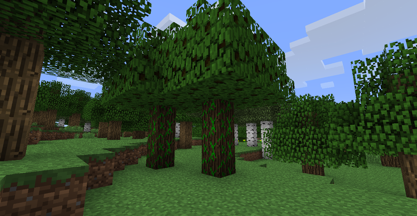 CocoaCraft Mod