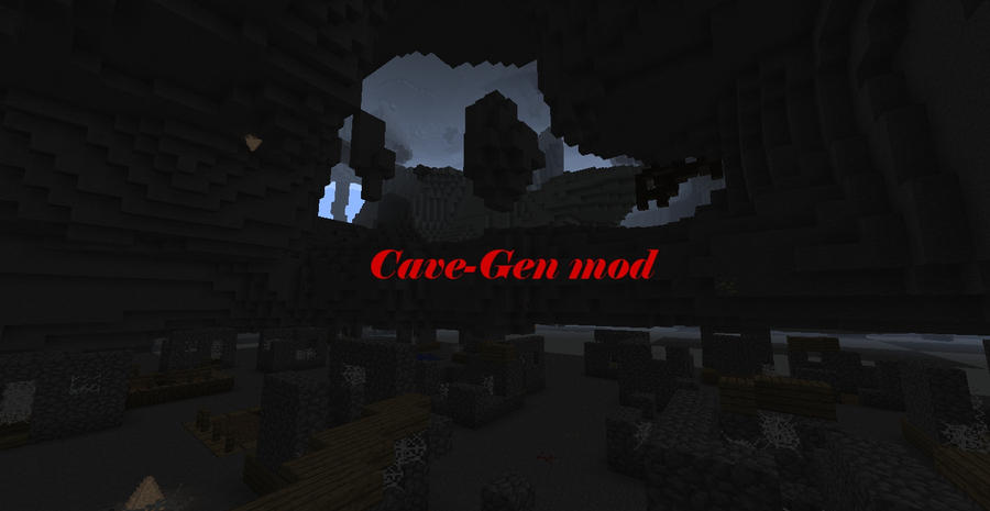 Cave-Gen mod 2 27_5 - New World type [New ruins roleplay