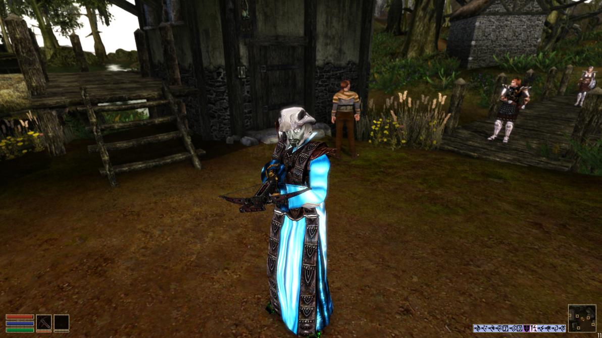 Daedric Armor Daedric Crossbow Daedr...