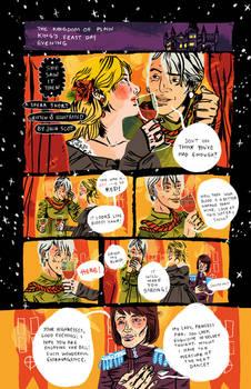 Spera - She Saw It Then - Page 1