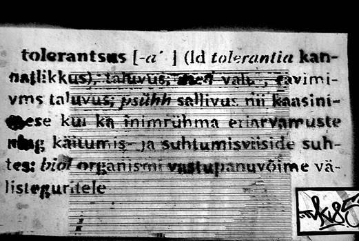 TOLERANTSUS