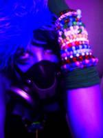 Rave-Gasmask by Vampyricgarbage
