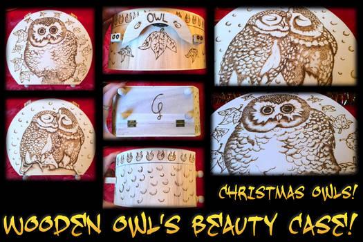 Beauty Case Owl
