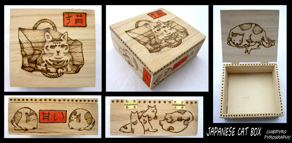 Japanese cats box 2 by Sumirechan92