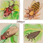 Paper Pyro Bugs 7