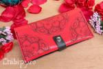 Red Mandala Wallet