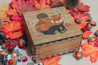 Red Panda Box