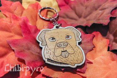 Custom Dog Charm [commission]