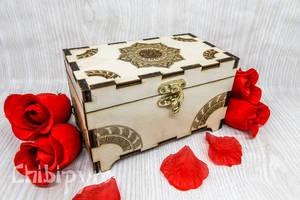 Chinese Style Mandala box