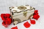 Chinese Style Mandala box by Moonyzier