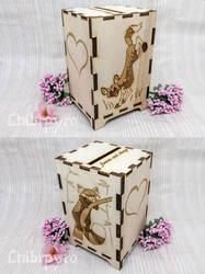 Money Box Commission by ChibiPyro
