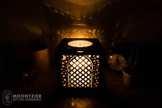 Arab style lantern DIY kit