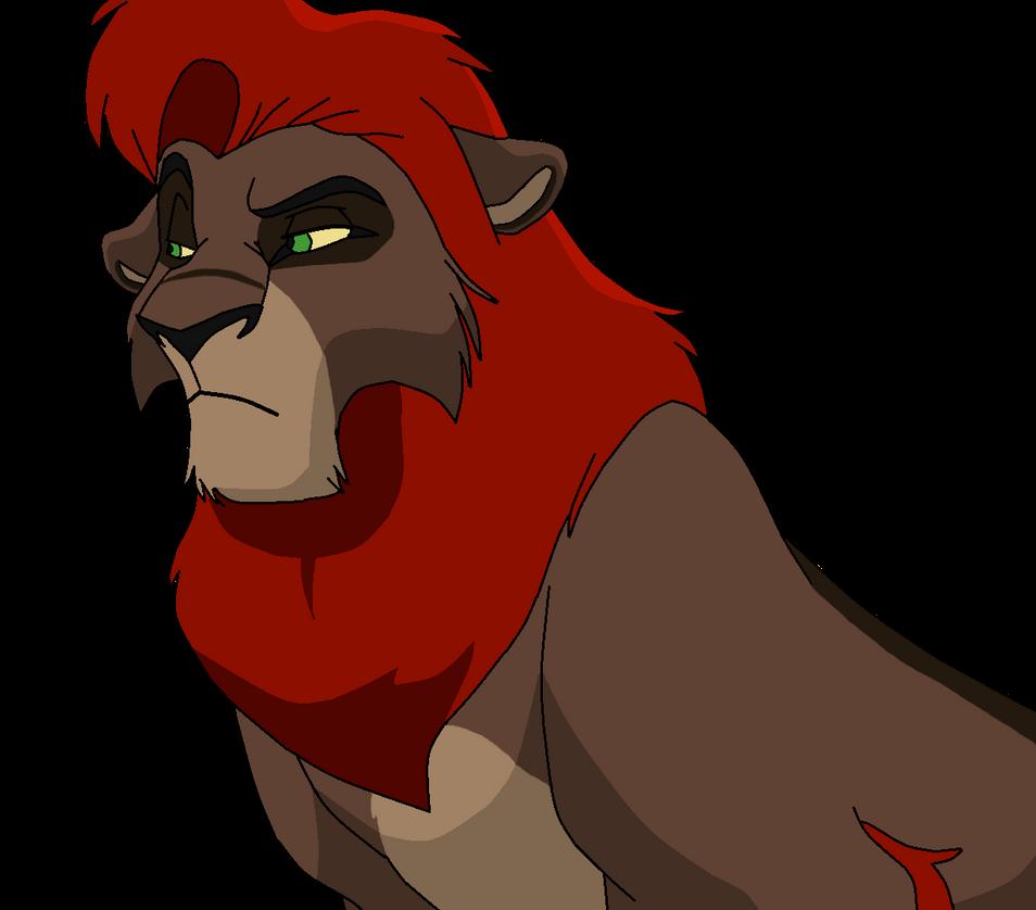 Leas - The Lion King OC by Haiwan-Demor