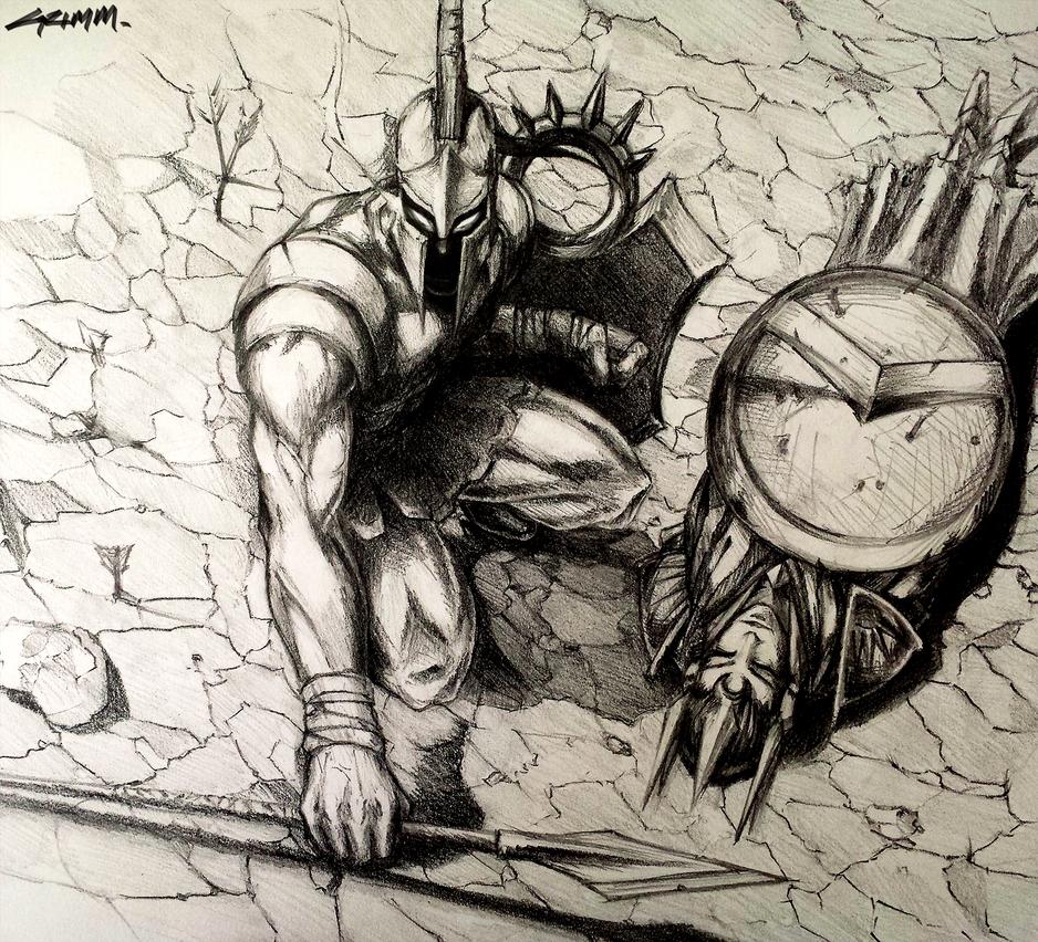 Rage of Mount Targon by G21MM