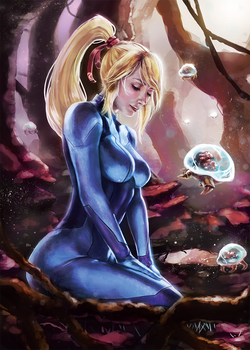 Metroid's 30th Anniversary