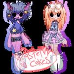 PastelCakes Collab -CLOSED-