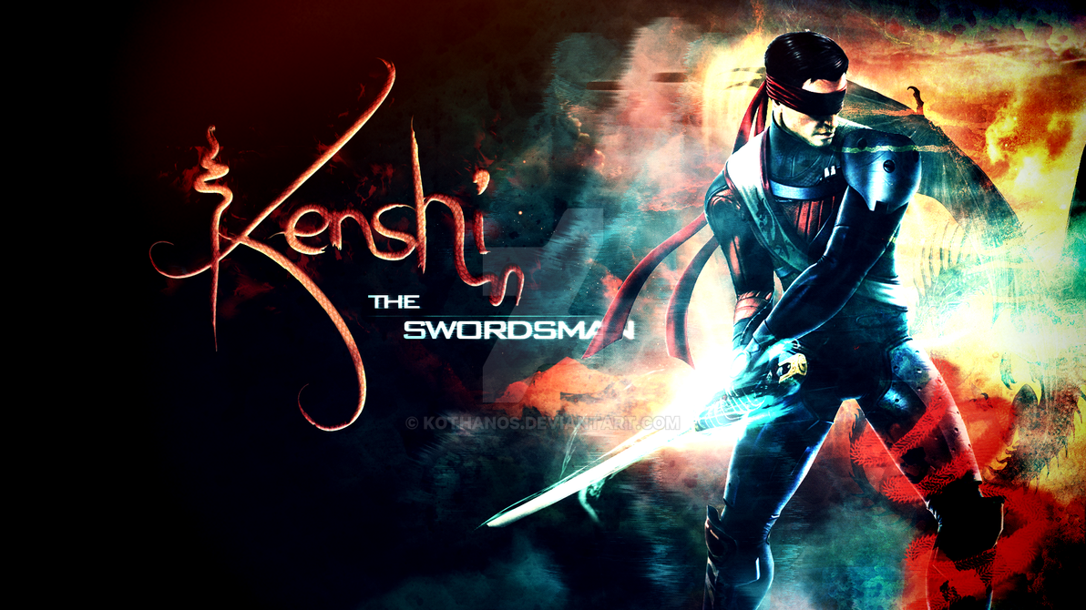 Kenshi The Swordsman Mortal Kombat Fan Art By Kothanos On Deviantart
