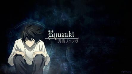 Death Note: Ryuzaki L Fanart by Kothanos