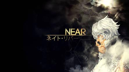 Death Note: Near (N) Fanart by Kothanos