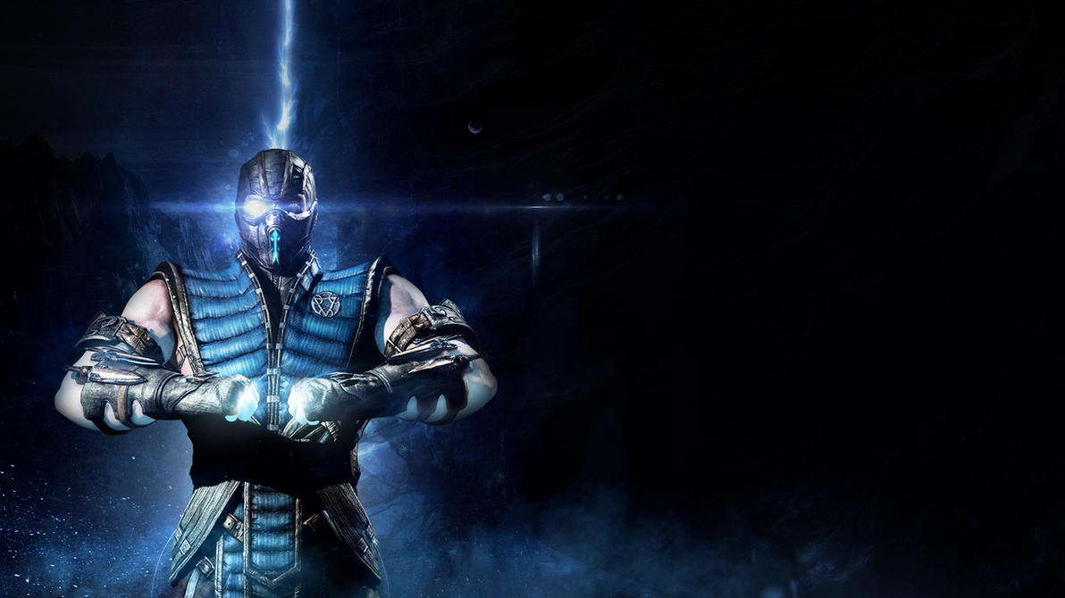 Mortal Kombat Sub Zero Wallpaper By Kothanos