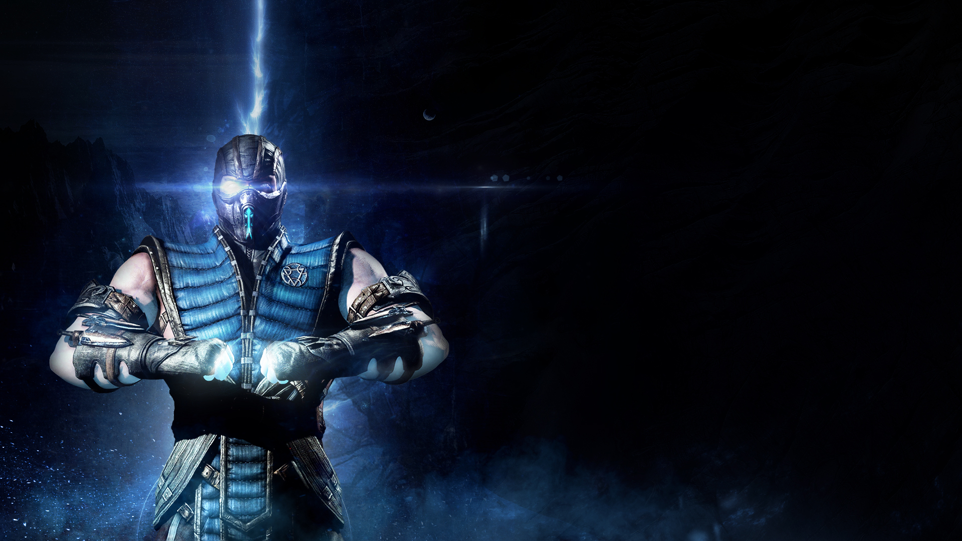 Mortal Kombat Sub Zero Wallpaper By Kothanos On Deviantart